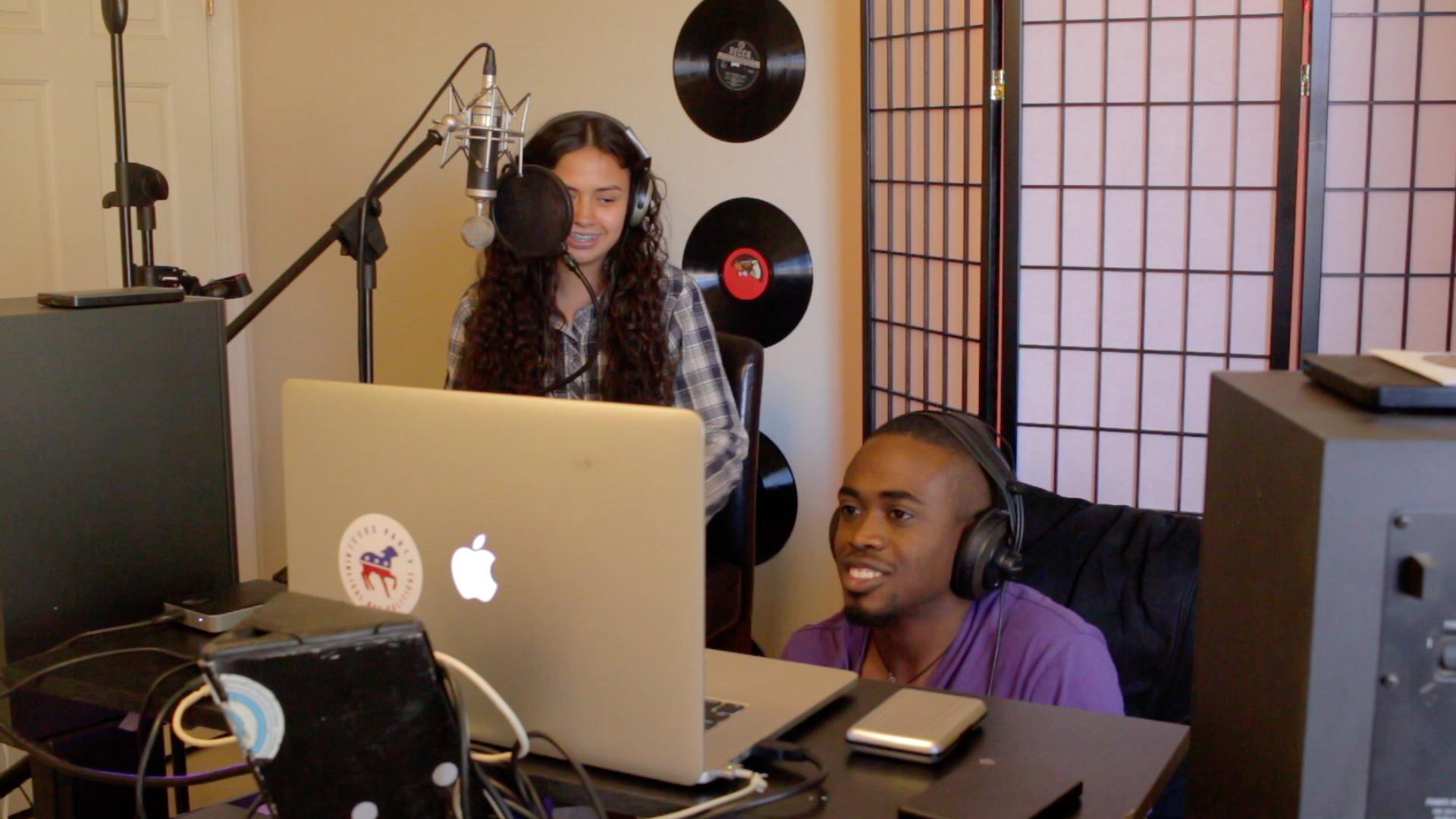 Second recording session Sep 22 @ mic solo studios